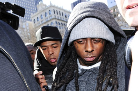 lil wayne 23 Lil Wayne Finally Begins Jail Sentence