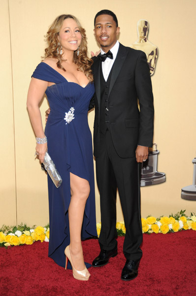 mariah oscar Hot Shots: Oscar Awards 2010 Red Carpet