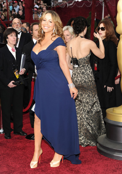mimi oscar Hot Shots: Oscar Awards 2010 Red Carpet