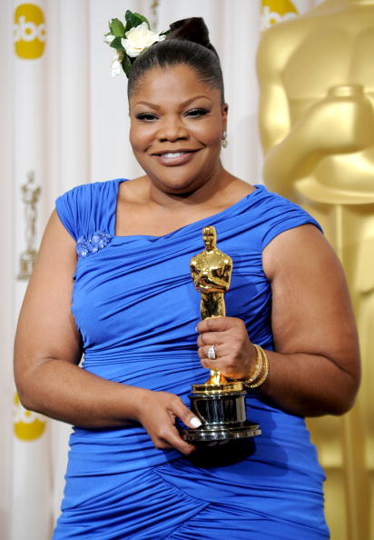 monique oscar2 MoNique Wins Best Supporting Actress; Watch Acceptance Speech