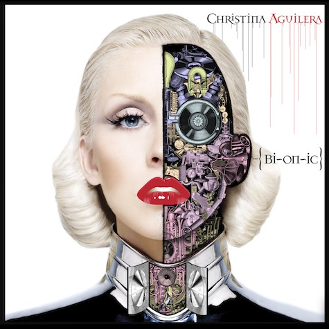 that Official: Christina Aguileras Bionic Bombs