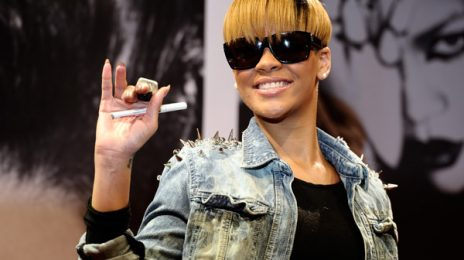 Hot Shots: Rihanna Looks Sharp In Berlin
