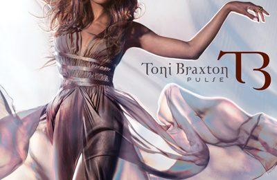Toni Braxton - 'Pulse' Tracklisting