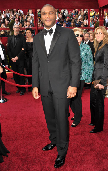 tyler perry oscar Hot Shots: Oscar Awards 2010 Red Carpet