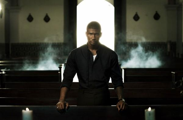 usher omg Usher Shouts OMG On New International Single