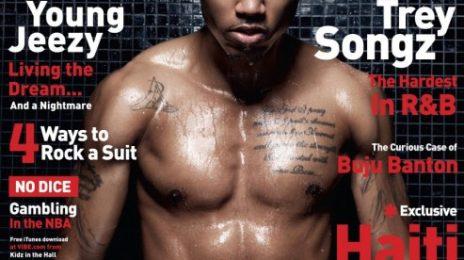 Trey Songz Covers VIBE
