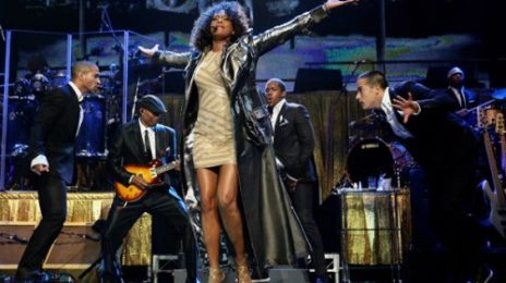 Whitney Wows At Last Australian Show