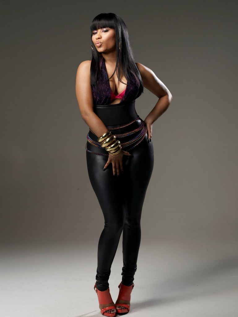 06 NickiMinaj G 007 1 769x1024 Nicki Minaj Appears On BETs 106 & Park