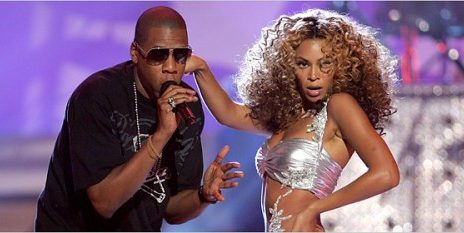 Jay-Z & Beyonce Perform At Coachella Festival