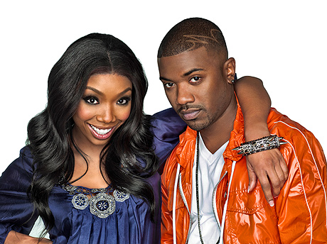 brandy ray Brandy & Ray J On Lopez Tonight