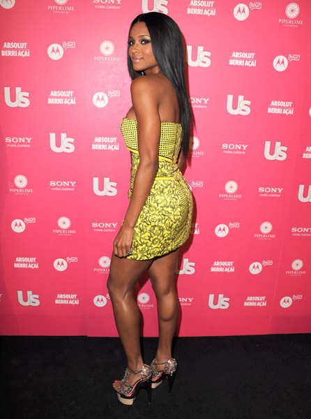 ciara 223 Hot Shots: Ciara At US Weekly Party