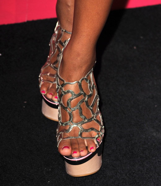 ciara shoes Hot Shots: Ciara At US Weekly Party