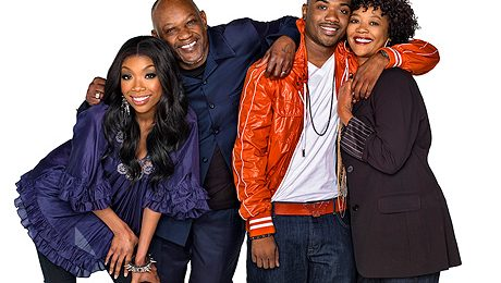 Brandy & Ray J On Wendy Williams Show