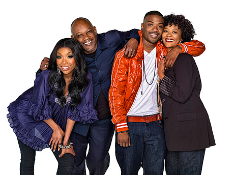 family business Brandy & Ray J On Wendy Williams Show