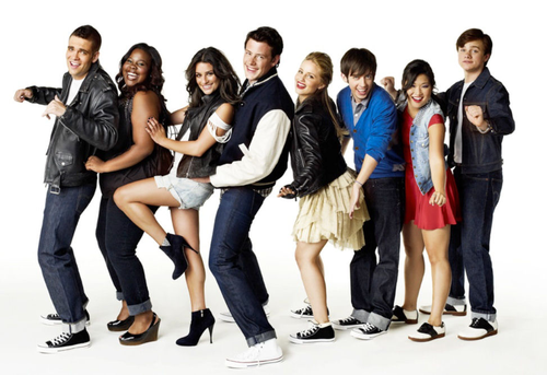 glee Glee Cast Perform On X Factor