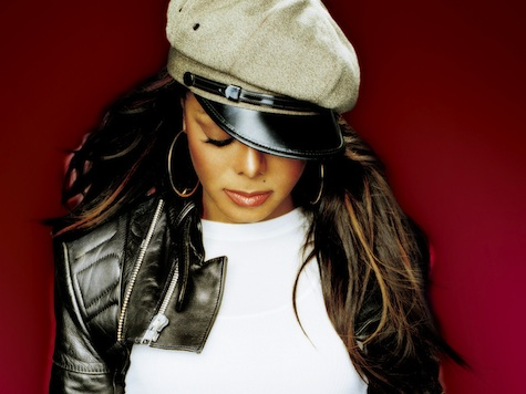 janet red Janet Jackson: I Think Lady GaGa Needs To Slow Down