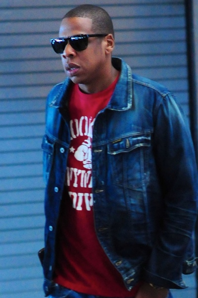 jayz Hot Shots: Beyonce & Jay Z At LAX Airport