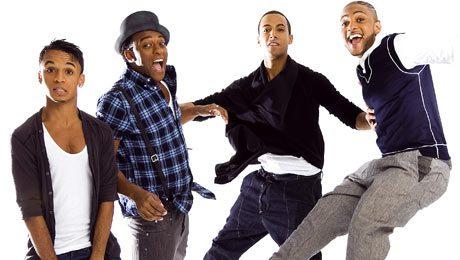 JLS Perform On NBC's '10 Show'