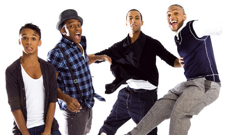 jls us 2 JLS Perform On NBCs 10 Show