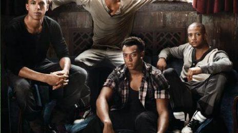JLS Perform On 'Britain's Got Talent'