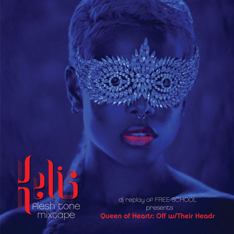 kelis mixtape New Music: Kelis   Flesh Tones Mixtape
