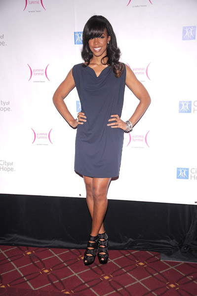 kelly hope 12 Hot Shots: Kelly Rowland At City Of Hope Ceremony
