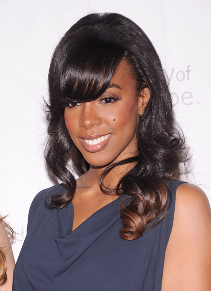kelly rowland hope Hot Shots: Kelly Rowland At City Of Hope Ceremony