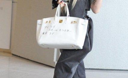 Hot Shots: Lady GaGa Arrives In Japan