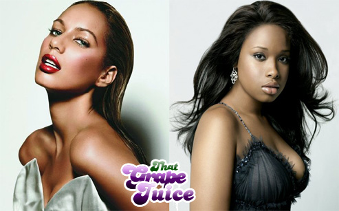 leona jennifer hudson New Song: Leona Lewis & Jennifer Hudson   Love Is Your Colour