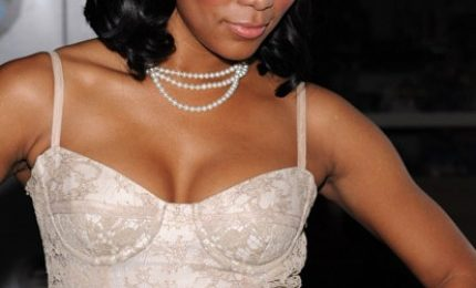 Hot Shots: LeToya At La Perla Party