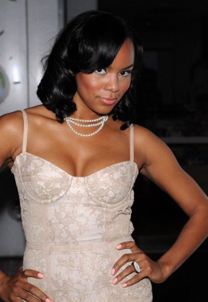 letoya 1 e1271447711380 Hot Shots: LeToya At La Perla Party