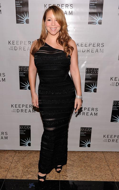 mariah h Hot Shots: Mariah At Keepers of the Dream Awards