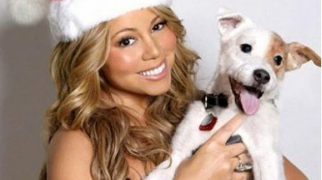 Mariah Carey Prepares For Christmas Album