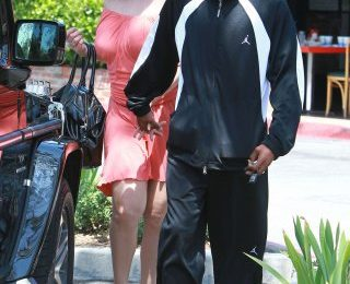 Hot Shots: Mariah Carey & Nick Cannon Beverly Hills