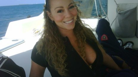 Hot Shot: Mariah Carey On Vacation