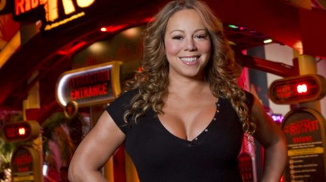 Hot Shot: Mariah At Universal Studios Florida