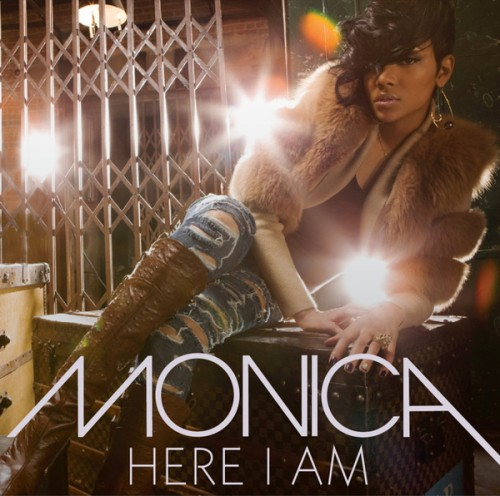 monica here i am e1271449094999 Monicas Here I Am Cover