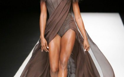 Video: Naomi Campbell Storms Out Of Interview