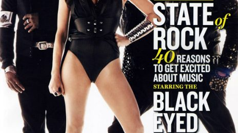 The Black Eyed Peas Cover Rolling Stone