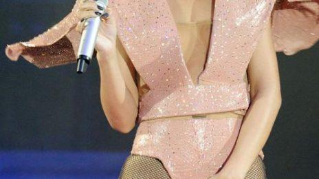 Hot Shots: Rihanna Ups The Sexy In Germany