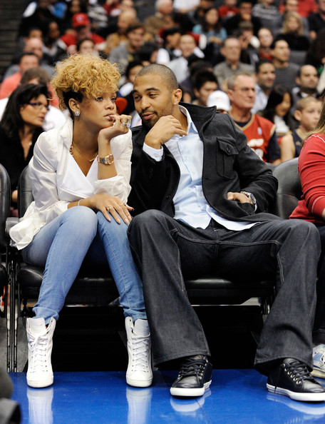 rihanna matt Rihanna: Matt Kemp Is My Boyfriend