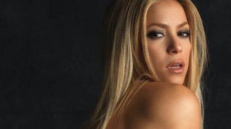 Shakira Readies New Album