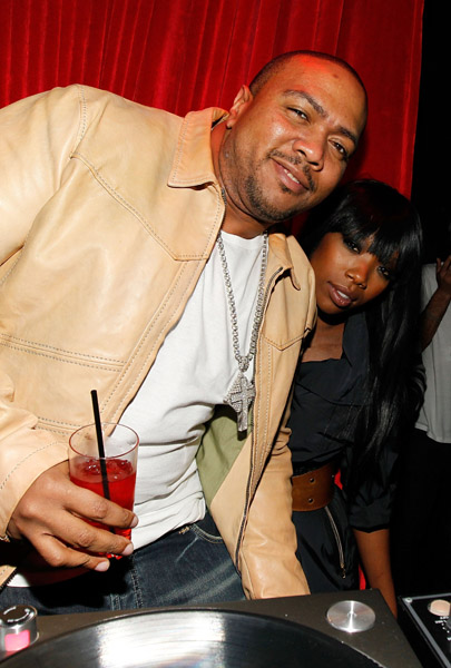 timbo 3 Hot Shots: Stars Come Out For Timbaland Birthday Party