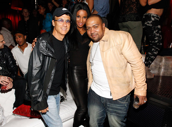 timbo 333 Hot Shots: Stars Come Out For Timbaland Birthday Party