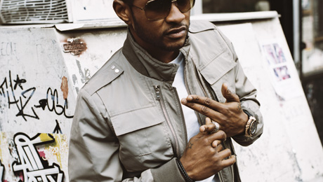 Usher Performs On Britain's Got Talent