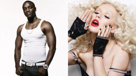 """Akon: """"Christina Is Copying GaGa"""""""