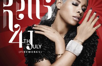 Kelis' '4th Of July' Single Artwork