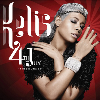 4oj Kelis 4th Of July Single Artwork