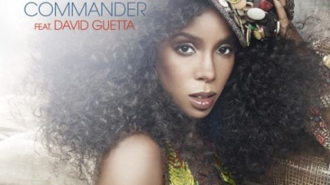 Kelly Rowland Performs 'Commander' (Acoustic Version)