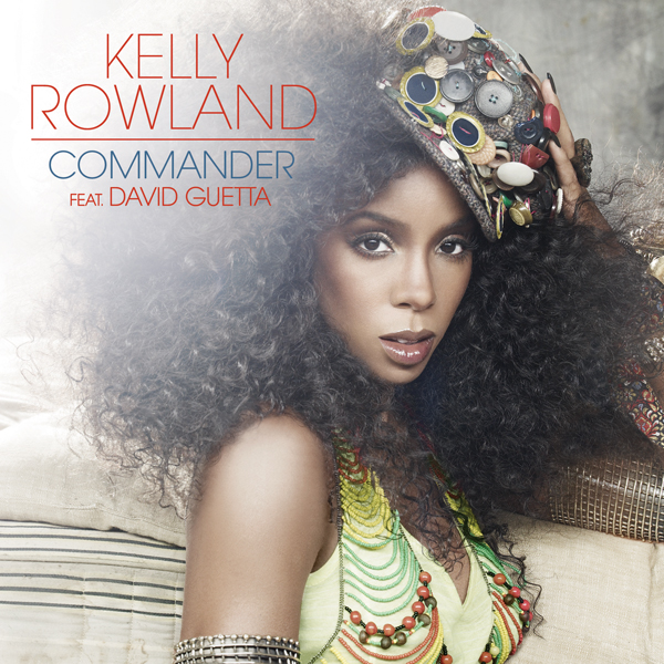 Kelly Rowland Commander Sneak Peek: Kelly Rowlands Commander Video